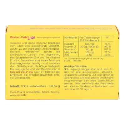Calcium Verla Vital Filmtabletten  bei apo-discounter.de bestellen
