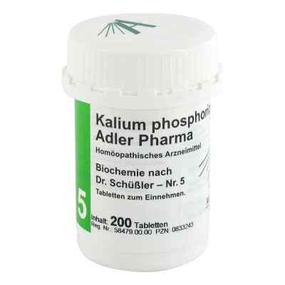 Biochemie Adler 5 Kalium phosphoricum D 6 Adl.ph. Tabletten   bei apo-discounter.de bestellen
