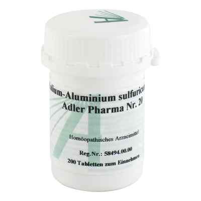 Biochemie Adler 20 Kalium alum.sulf.D12 Tabletten  bei apo-discounter.de bestellen