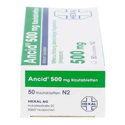 ANCID 500mg  bei apo-discounter.de bestellen