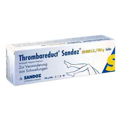 Thrombareduct Sandoz 30000 I.E./100g