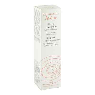 Avene Körperöl mit Pumpspender