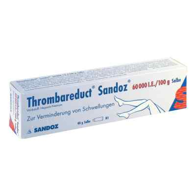 Thrombareduct Sandoz 60000 I.E./100g