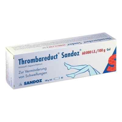 Thrombareduct Sandoz 60000 I.E./100g  bei apo-discounter.de bestellen