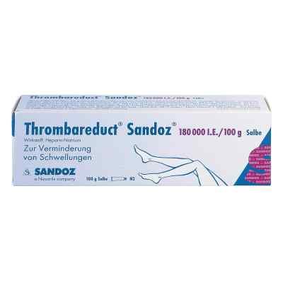 Thrombareduct Sandoz 180000 I.E./100g  bei apo-discounter.de bestellen