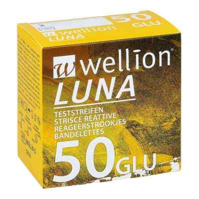 Wellion Luna Blutzuckerteststreifen  bei apo-discounter.de bestellen