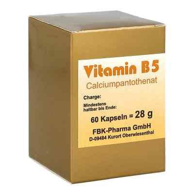 Vitamin B5 Calciumpantothenat Kapseln  bei apo-discounter.de bestellen