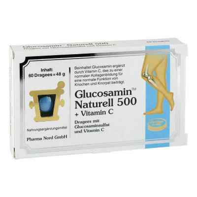 Glucosamin Naturell 500 mg Dragees