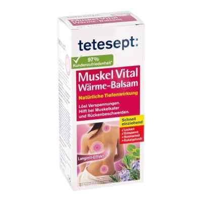 Tetesept Muskel Vital Wärme Balsam  bei apo-discounter.de bestellen