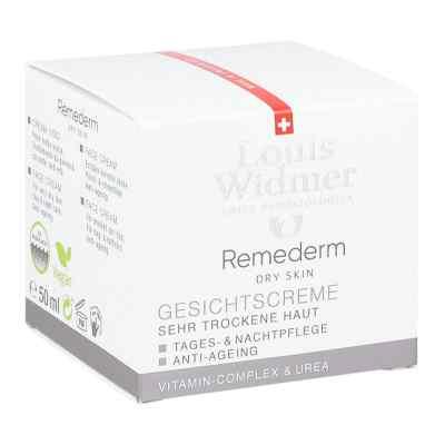 Widmer Remederm Gesichtscreme leicht parfümiert  bei bioapotheke.de bestellen