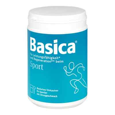 Basica Sport Pulver  bei apo-discounter.de bestellen