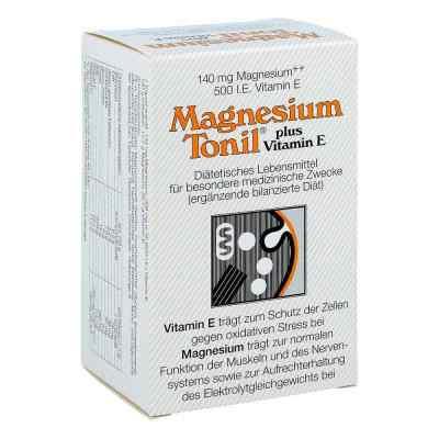 Magnesium Tonil plus Vitamin E Kapseln