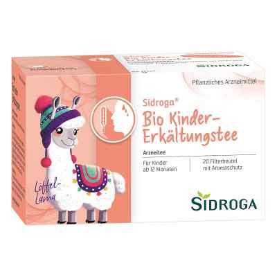 SIDROGA Bio Kinder-Erkältungstee  bei apo-discounter.de bestellen