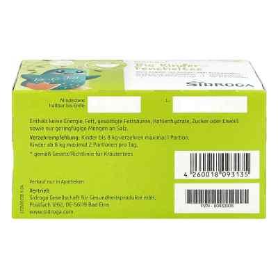 Sidroga Bio Kinder-fencheltee Filterbeutel  bei apo-discounter.de bestellen