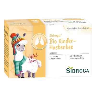 SIDROGA Bio Kinder-Hustentee  bei apo-discounter.de bestellen