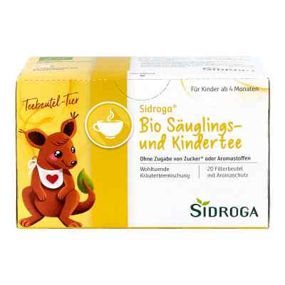 Sidroga Bio Säuglings- und Kindertee Filterbeutel  bei apo-discounter.de bestellen