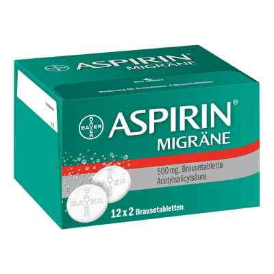 Aspirin Migräne