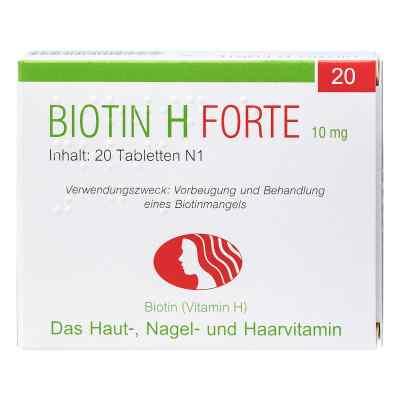 Biotin H forte Tabletten  bei apo-discounter.de bestellen