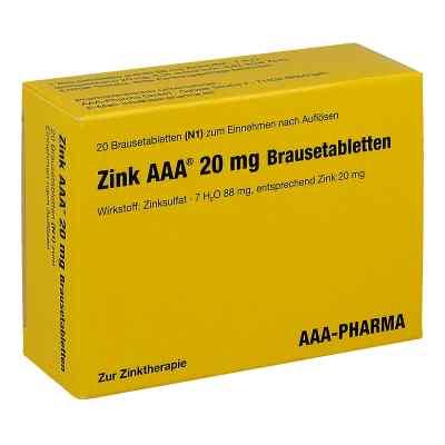 Zink AAA 20mg  bei apo-discounter.de bestellen