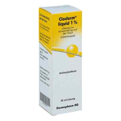 Cloderm liquid 1%