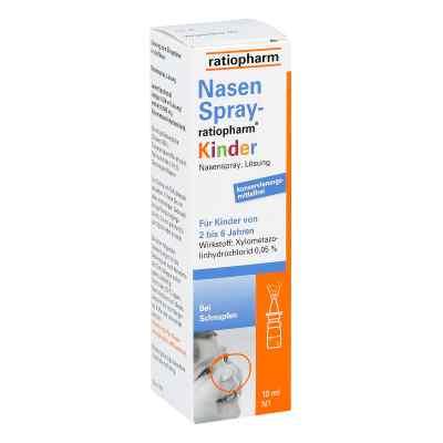 NasenSpray-ratiopharm Kinder