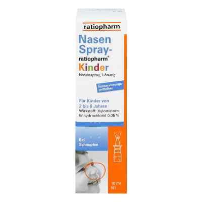 NasenSpray-ratiopharm Kinder  bei bioapotheke.de bestellen