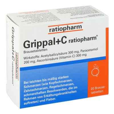 Grippal+C ratiopharm