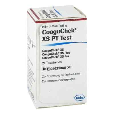 Coaguchek Xs Pt Test  bei apo-discounter.de bestellen