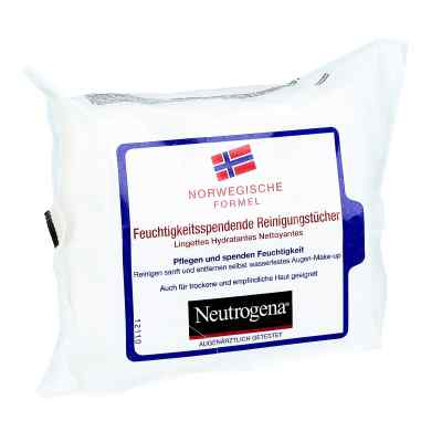Neutrogena norweg.Formel Reinigungstücher  bei apo-discounter.de bestellen