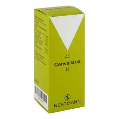 Convallaria H Nummer 40 Tropfen  bei apo-discounter.de bestellen