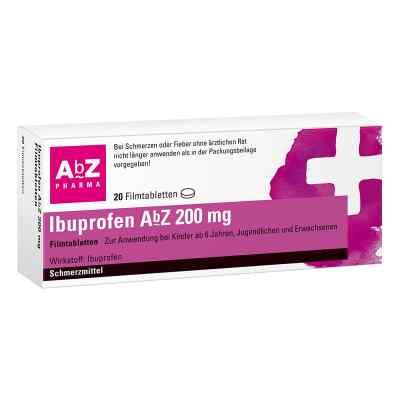 Ibuprofen AbZ 200mg  bei apo-discounter.de bestellen