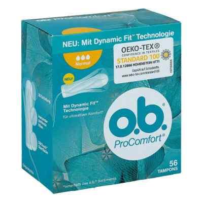 O.b. Tampons Procomfort normal 01021760