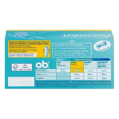 O.b. Tampons Procomfort normal  bei apo-discounter.de bestellen
