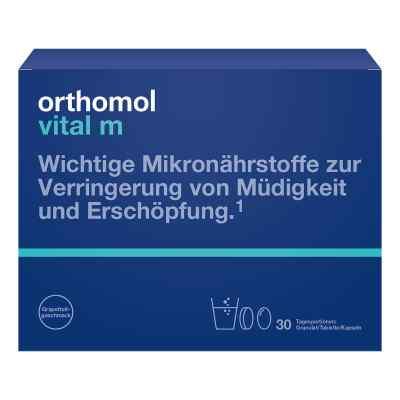 Orthomol Vital M Grapefruit Granulat/kaps.  bei apo-discounter.de bestellen