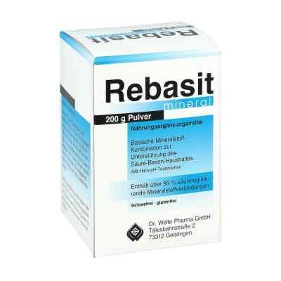 Rebasit Mineral Pulver  bei apo-discounter.de bestellen
