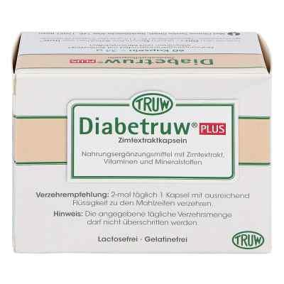 Diabetruw Plus Kapseln  bei apo-discounter.de bestellen