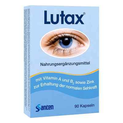 Lutax 10 mg Lutein Kapseln  bei apo-discounter.de bestellen