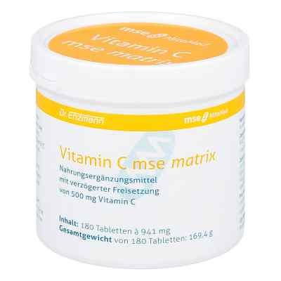 Vitamin C Mse Matrix Tabletten  bei apo-discounter.de bestellen