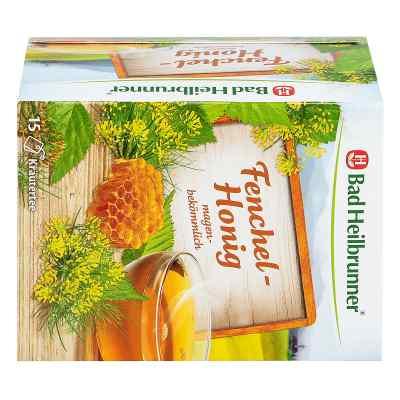 Bad Heilbrunner Tee Fenchel Honig Filterbeutel  bei apo-discounter.de bestellen