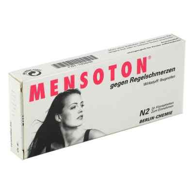 MENSOTON gegen Regelschmerzen
