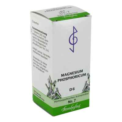 Biochemie 7 Magnesium phosphoricum D 6 Tabletten  bei apo-discounter.de bestellen