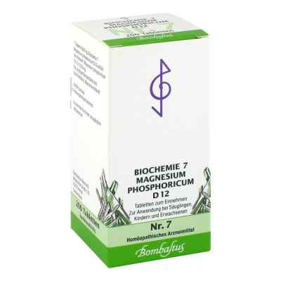 Biochemie 7 Magnesium phosphoricum D 12 Tabletten  bei apo-discounter.de bestellen