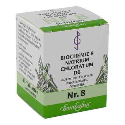 Biochemie 8 Natrium chloratum D6 Tabletten  bei apo-discounter.de bestellen