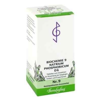 Biochemie 9 Natrium phosphoricum D 6 Tabletten  bei apo-discounter.de bestellen