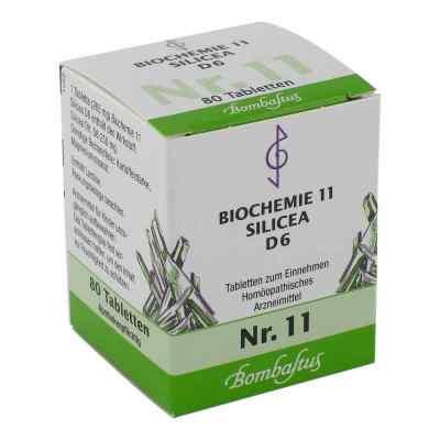 Biochemie 11 Silicea D6 Tabletten  bei apo-discounter.de bestellen