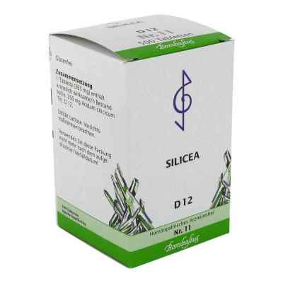 Biochemie 11 Silicea D12 Tabletten  bei apo-discounter.de bestellen