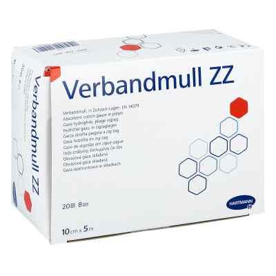 Verbandmull Hartmann 10 cmx5 m zickzack  bei apo-discounter.de bestellen