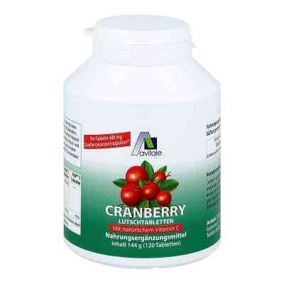 Cranberry Lutschtabletten  bei apo-discounter.de bestellen