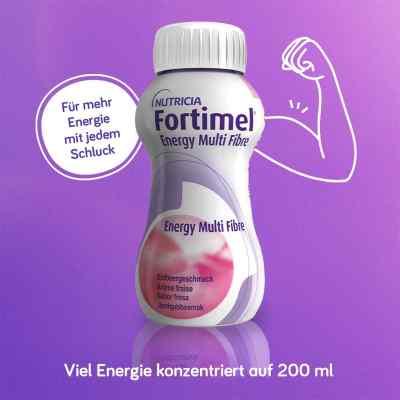 Fortimel Energy Multi Fibre Erdbeergeschmack  bei apo-discounter.de bestellen