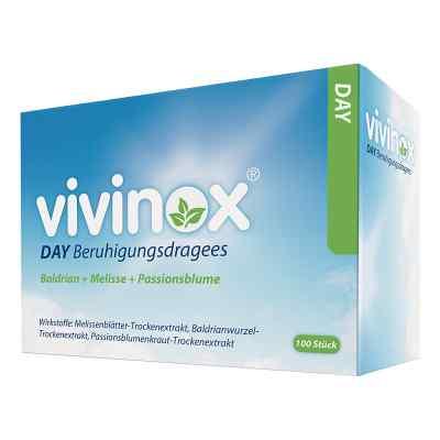 Vivinox Day Beruhigungsdragees Baldrian+Melisse+Passionsbl.  bei apo-discounter.de bestellen